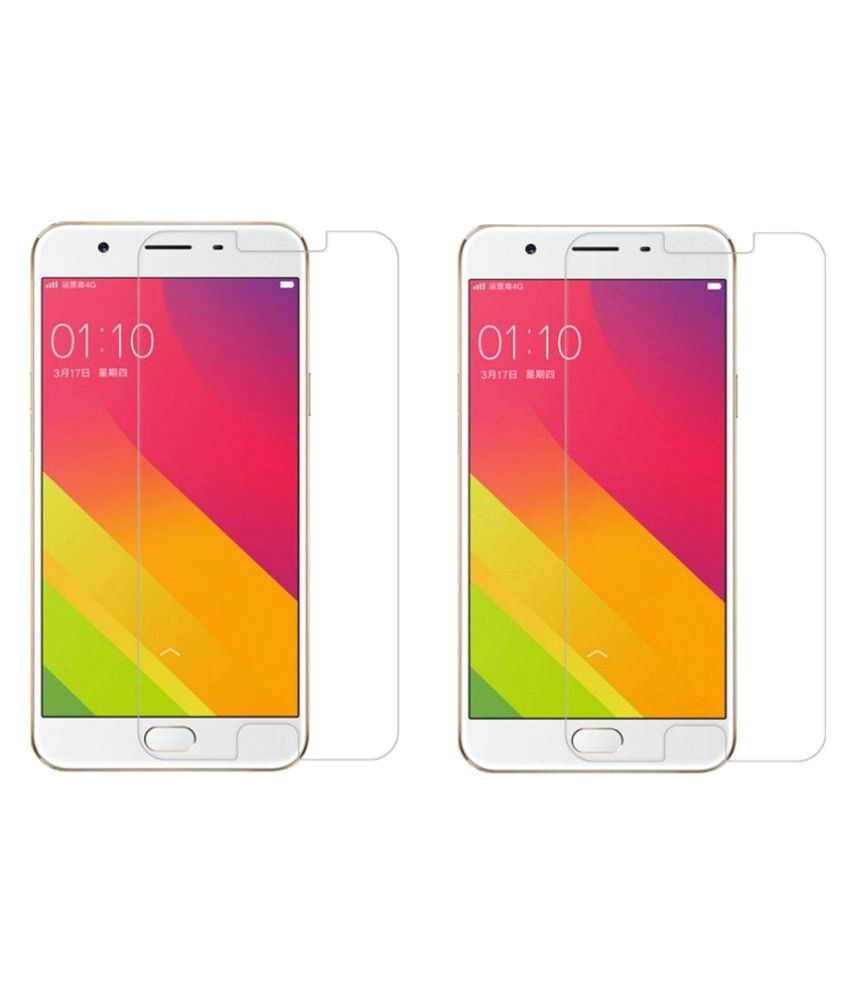 Oppo A57 Tempered Glass Screen Guard By Furious3D