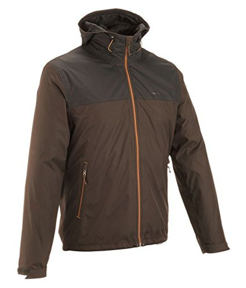 QUECHUA Arpenaz 100 Mens Rain Jacket - Size XXXL