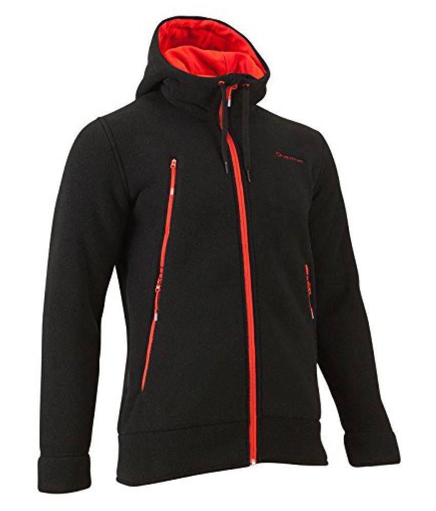 Quechua Forclaz 600 Hood Black - Size : S