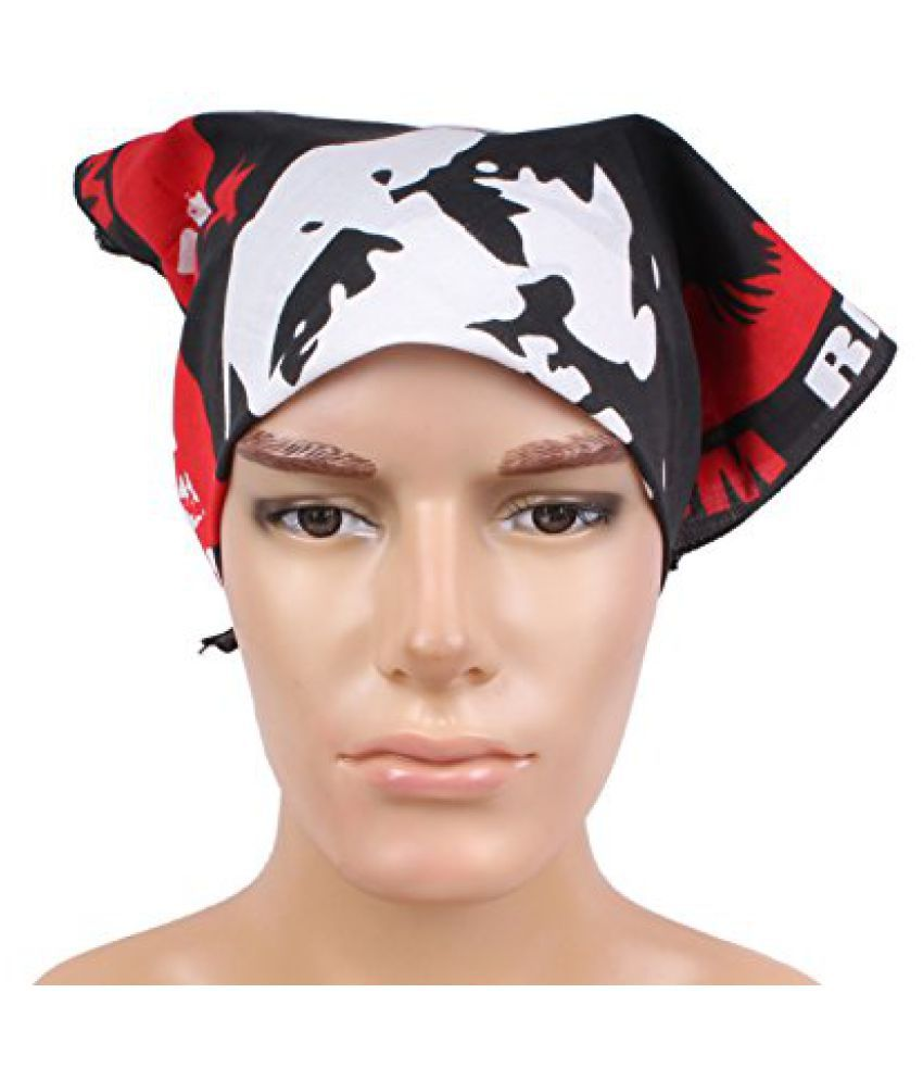 Sushito Fancy Unisex Pollution Free Headwrap