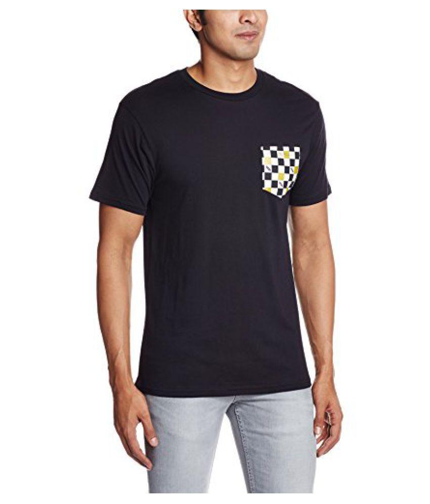 VANS Men's Round Neck T-Shirt