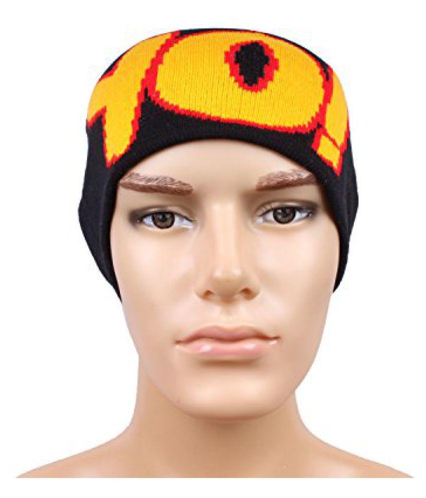 Winter Protect Unisex Wollen Cap