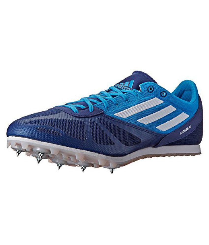adidas Performance Men's Arriba 4 M Spike Running Shoe