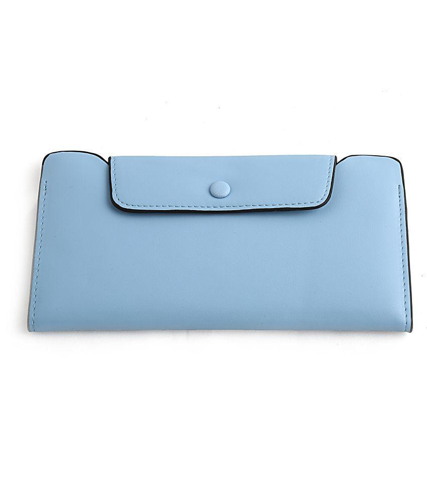 YBC Blue Wallet
