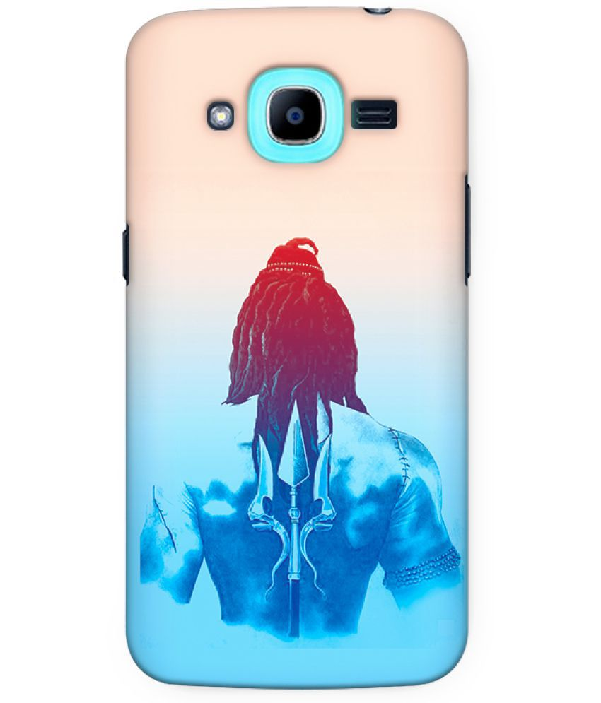 Samsung Galaxy J2 Pro Printed Cover By CRAZYINK