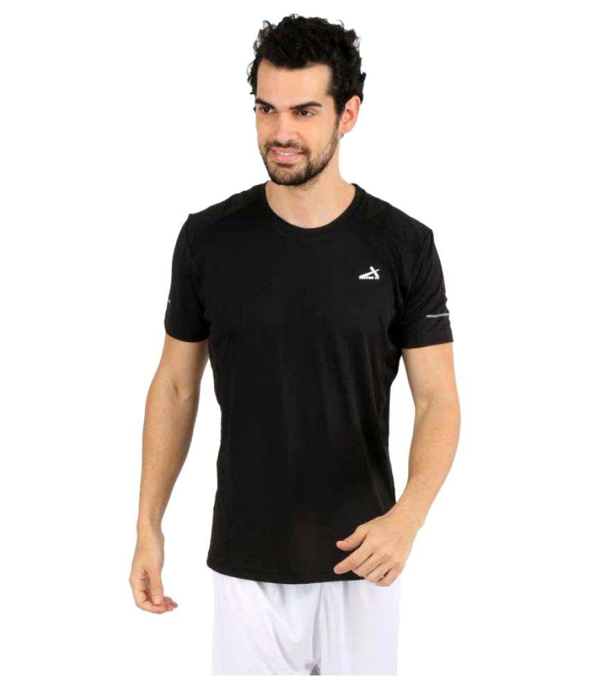 Vector X Black T-Shirt