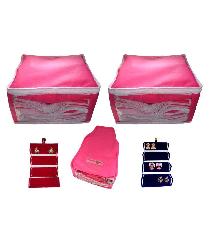 Abhinidi Multi Saree Covers - 5 Pcs