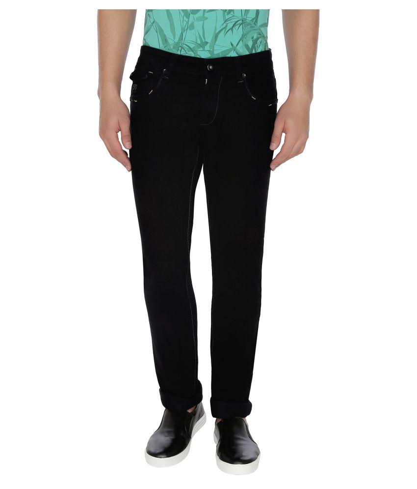 Espada Black Slim Jeans