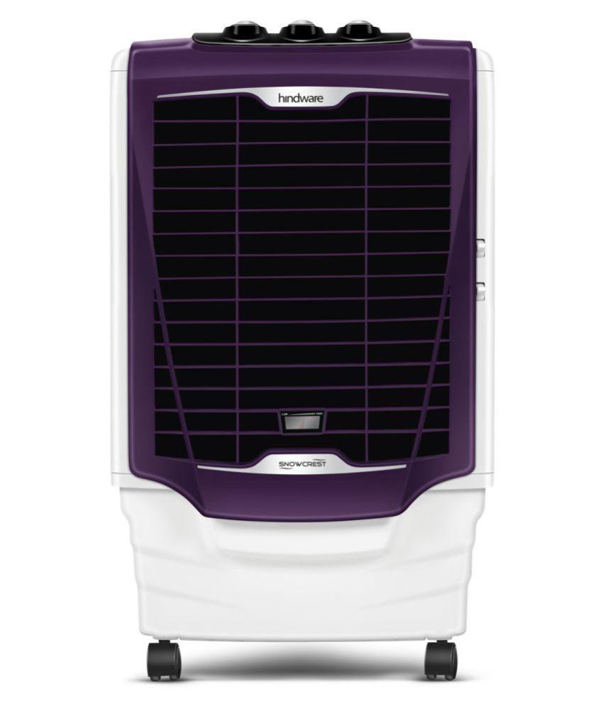 Hindware Snowcrest 80L Desert Air Cooler (Purple)