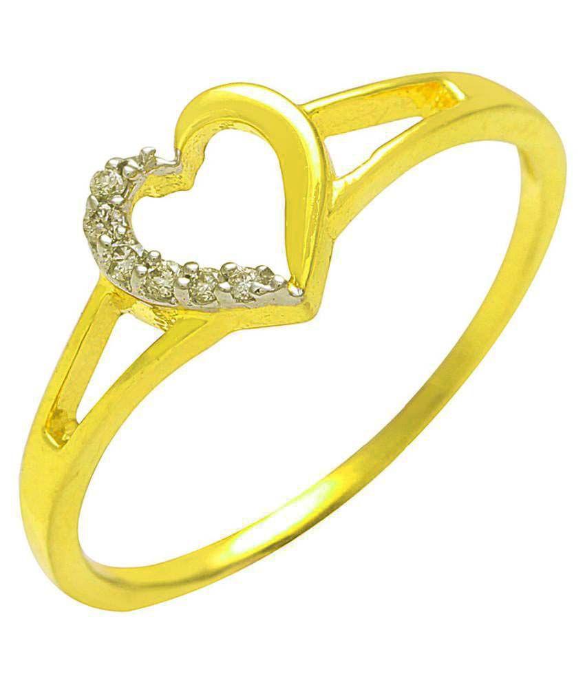 M. K. Jewellers 18K Gold Ring