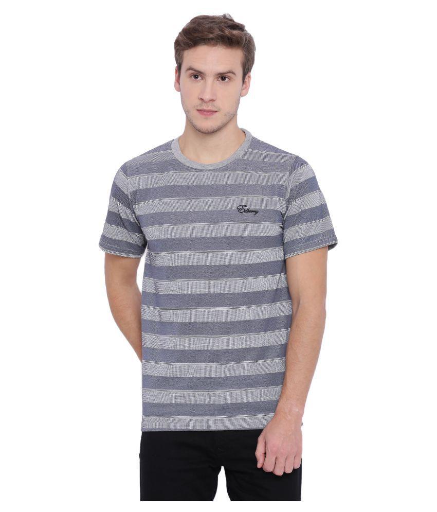 Edberry Grey Round T-Shirt