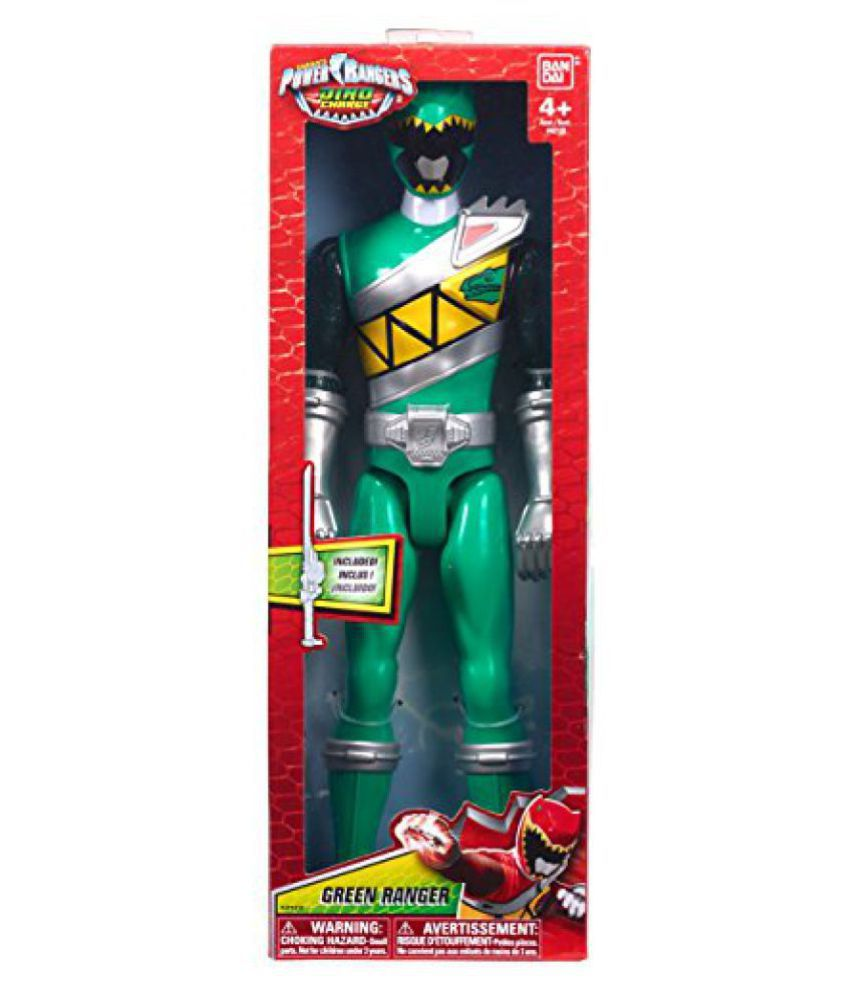 - Power Rangers Dino Charge - 12