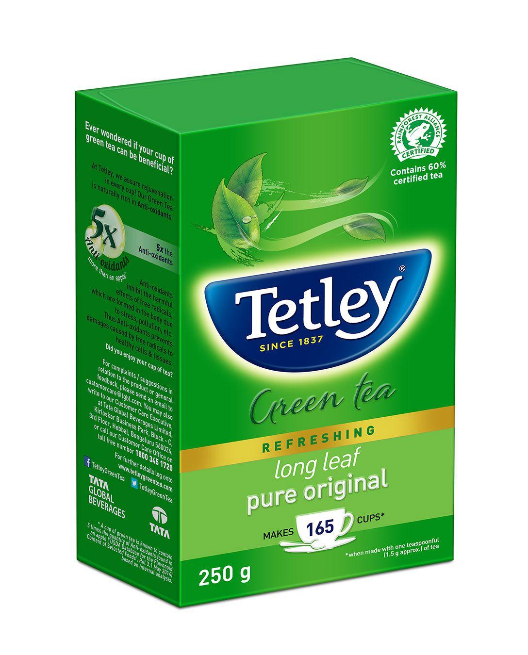 Tata tea tetley case study