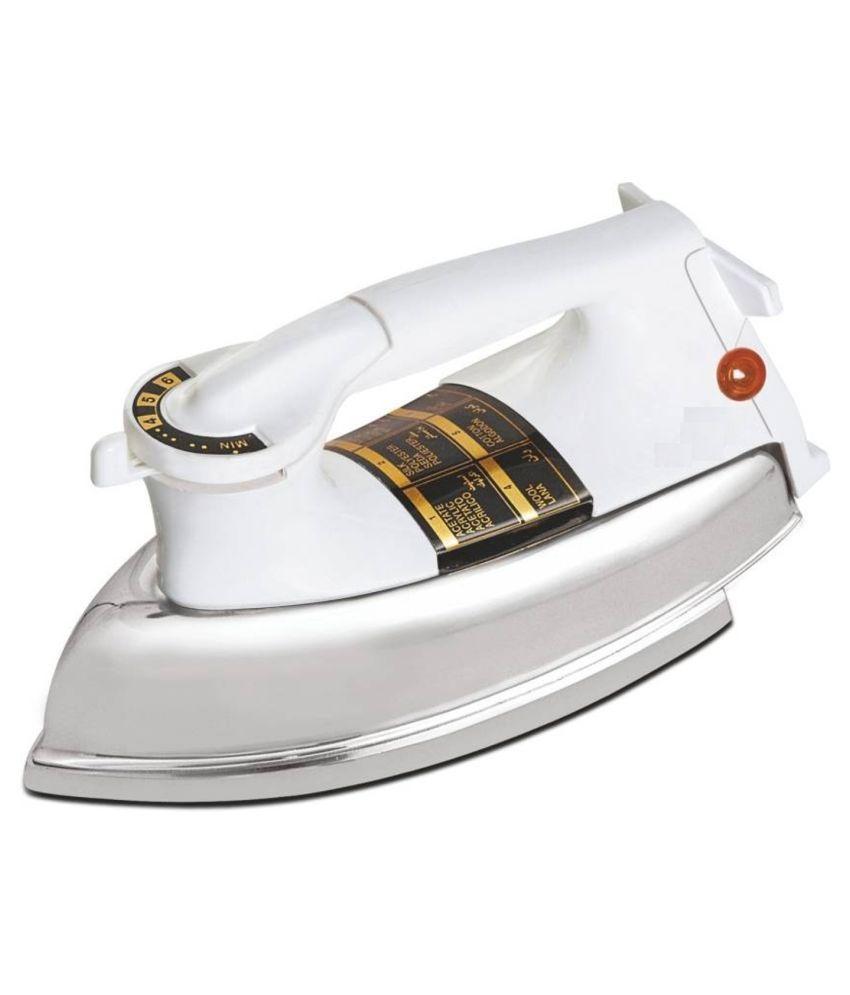 Silvertone Ai-931hw Dry Iron White