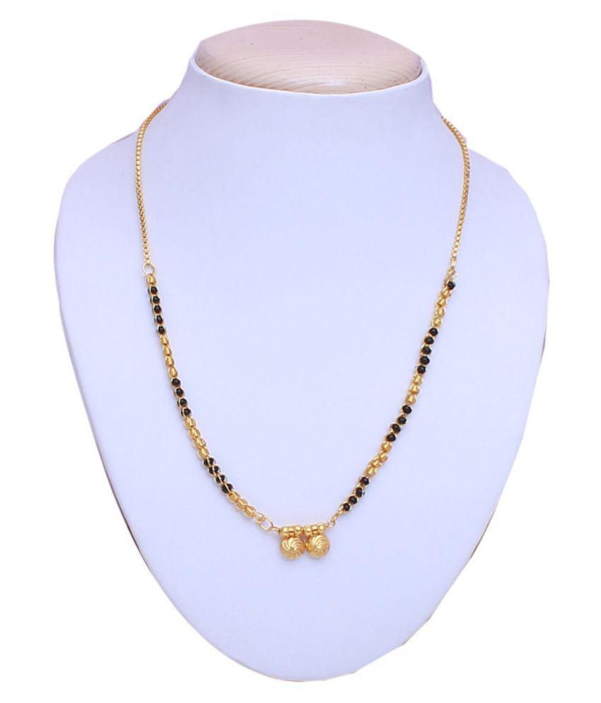 Supershop Multicolor Mangalsutra available at SnapDeal for Rs.199
