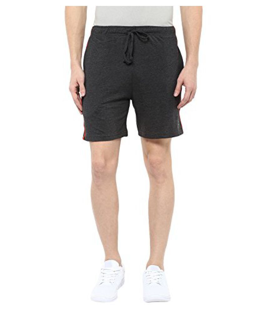 Ajile by Pantaloons Men's Cotton Polyester Shorts