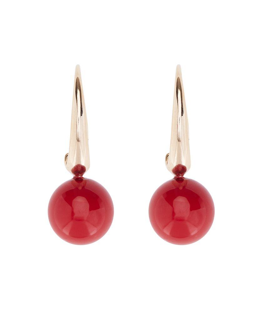 Diana Korr Multicolour Drop Earrings