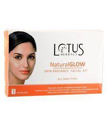 Lotus Herbals NaturalGlow Skin Radiance Facial kit