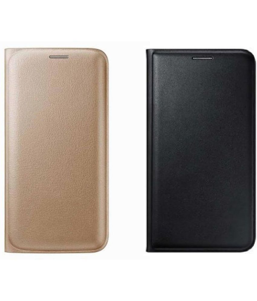 Lenovo A2010 Flip Cover by Top Grade - Multi