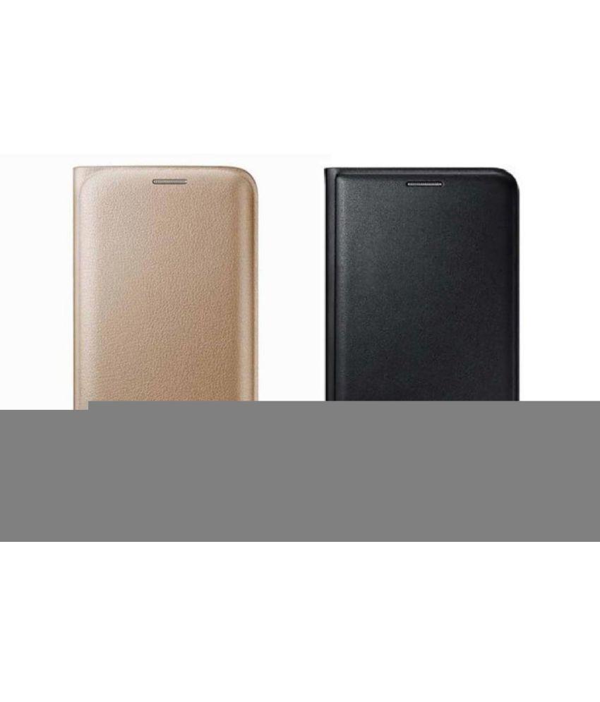 Samsung Galaxy On5 Pro Flip Cover by G-MOS - Multi