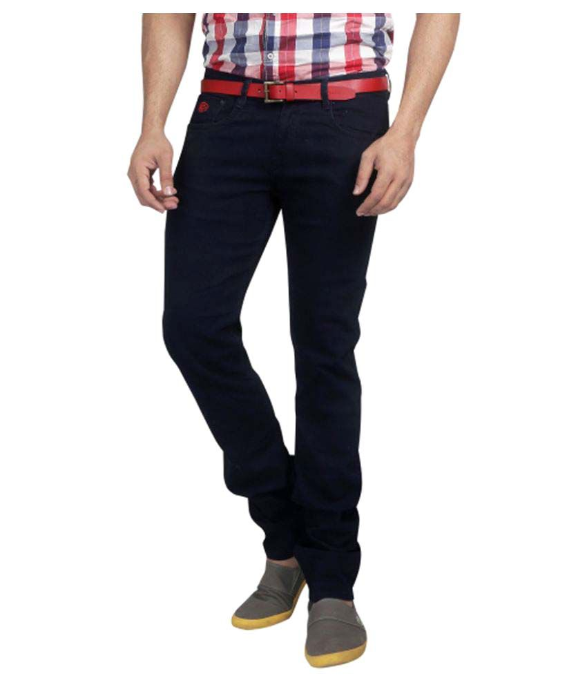 Nostrum Jeans Black Slim Jeans
