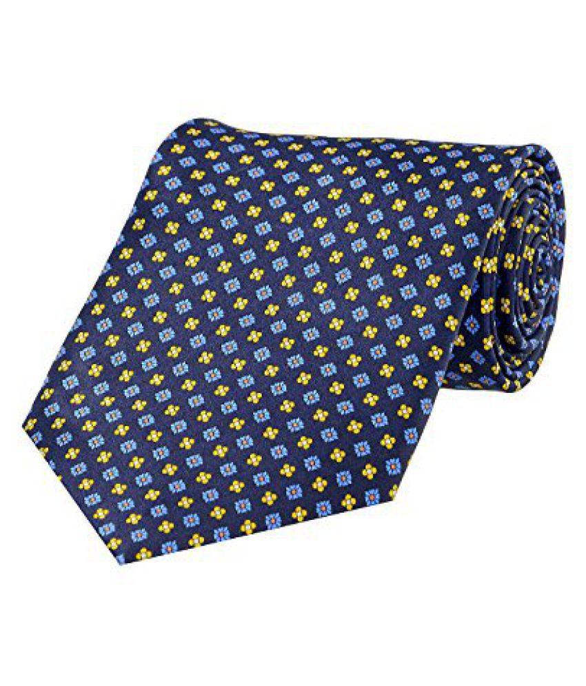 Tiekart Blue Floral/Paisely Men Ties