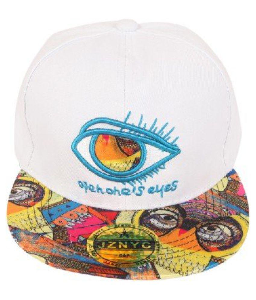 ILU Eyes Snapback Cap, Baseball Caps, Hip Hop Cap