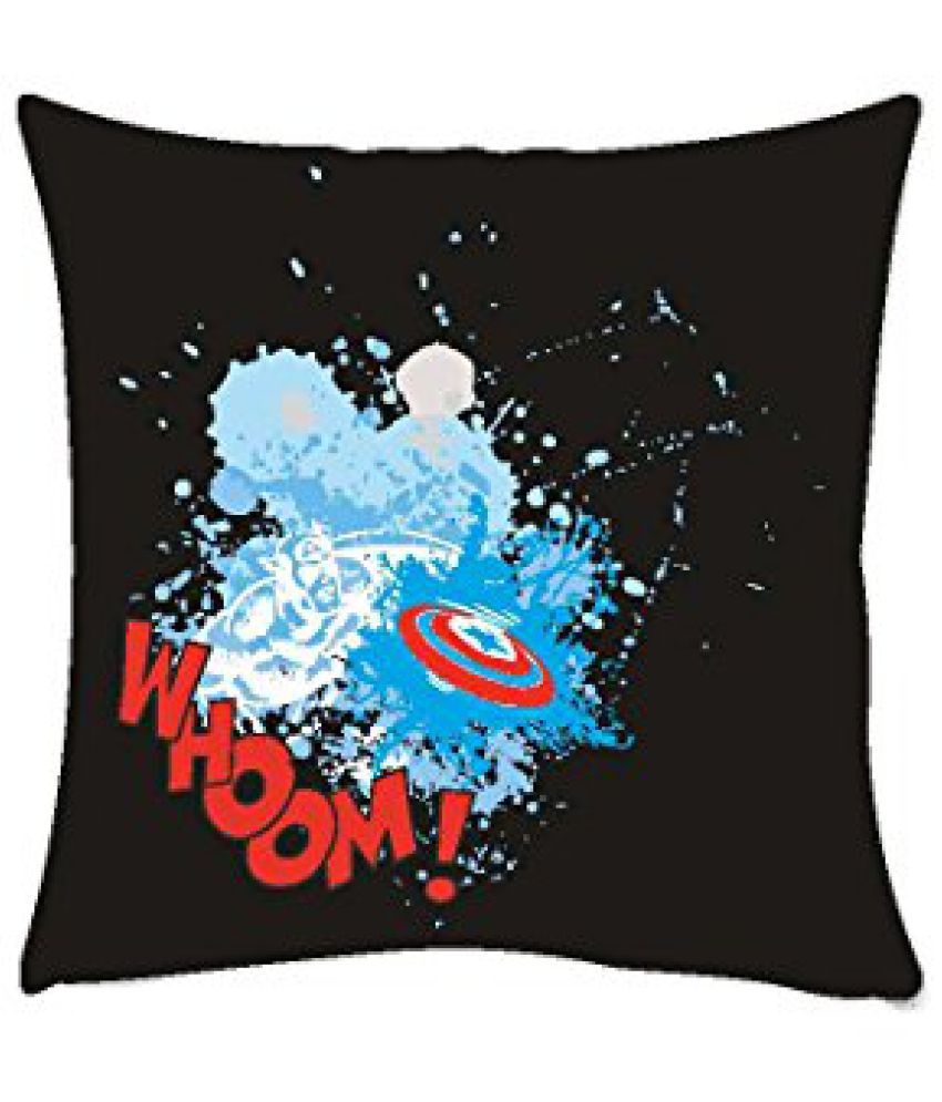 Marvel Whoom Marvel Comics Square Stretch Polyester Cushion Cover - 16