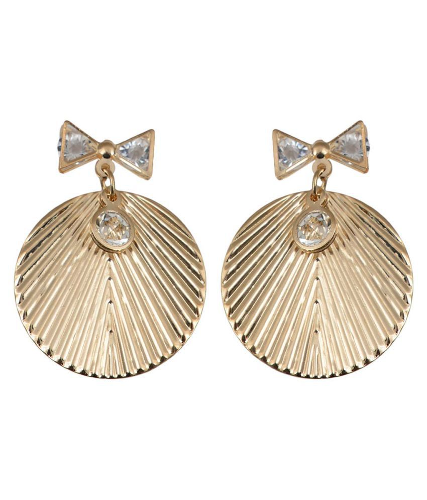 Taj Pearl Casual Wear Drop Dangle Earrings