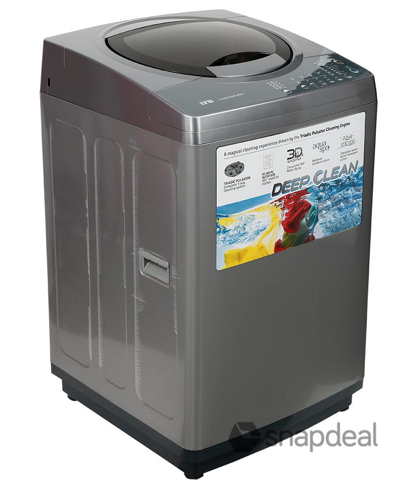 Which Is The Best Top Loading Washing Machine Ifb 65 Kg Tl Rds 65 Kg Aqua Fully Automatic Top Load Washing