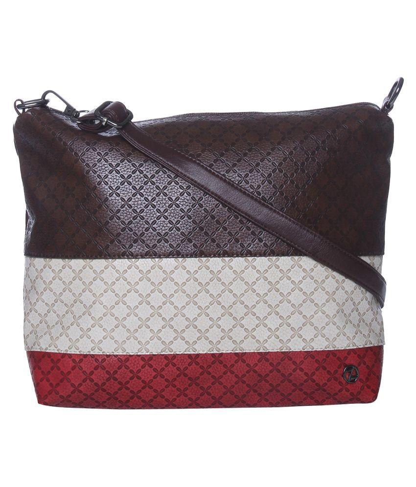 Osaiz Multi P.U. Sling Bag