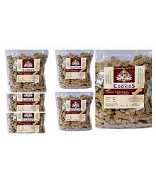 Nootie Real Chicken And Peanut Butter Cookie-6 Kg Combo Pack-Buy 5 Get 1 Kg Free