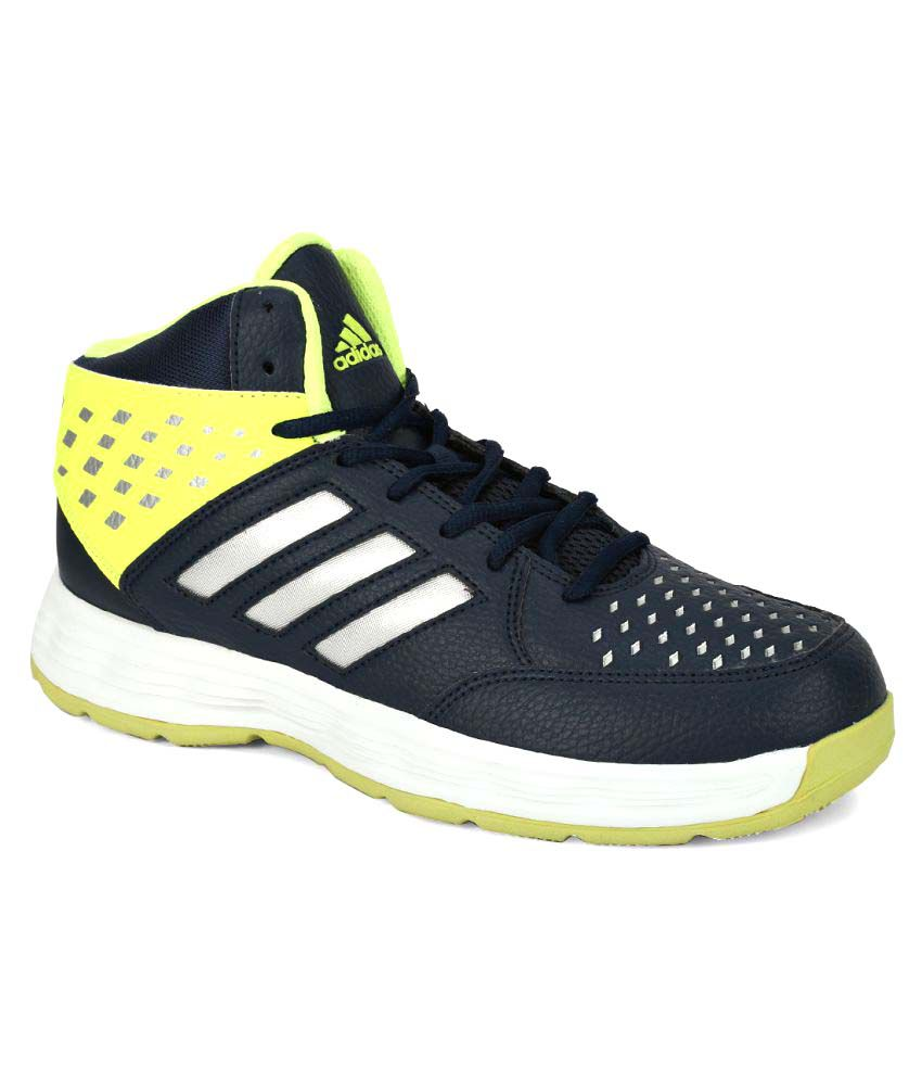 b1e74cfc752 Adidas Basecut 16 Navy Basketball Shoes - Buy Adidas Basecut 16 Navy  Basketball Shoes Online at Best Prices in India on Snapdeal