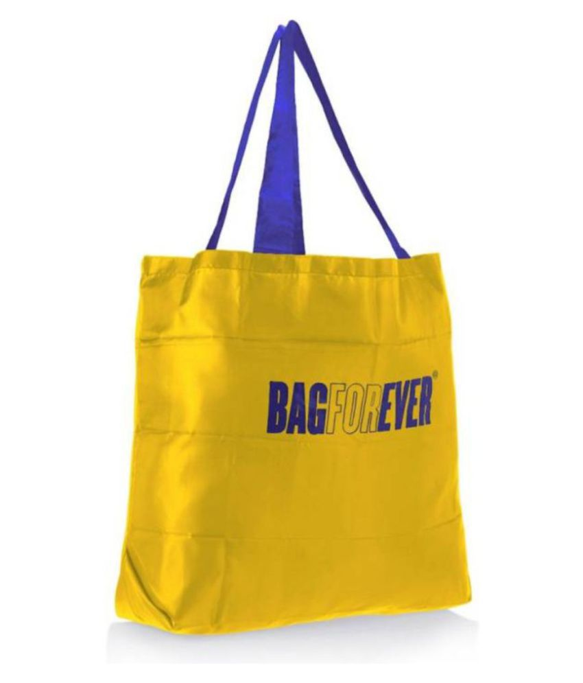 455ccacb1d Bagforever Polyester Shopping Bag- Set of 4 - Buy Bagforever ...