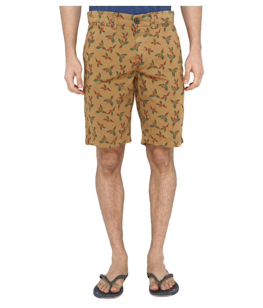 Jadeblue Khaki Shorts