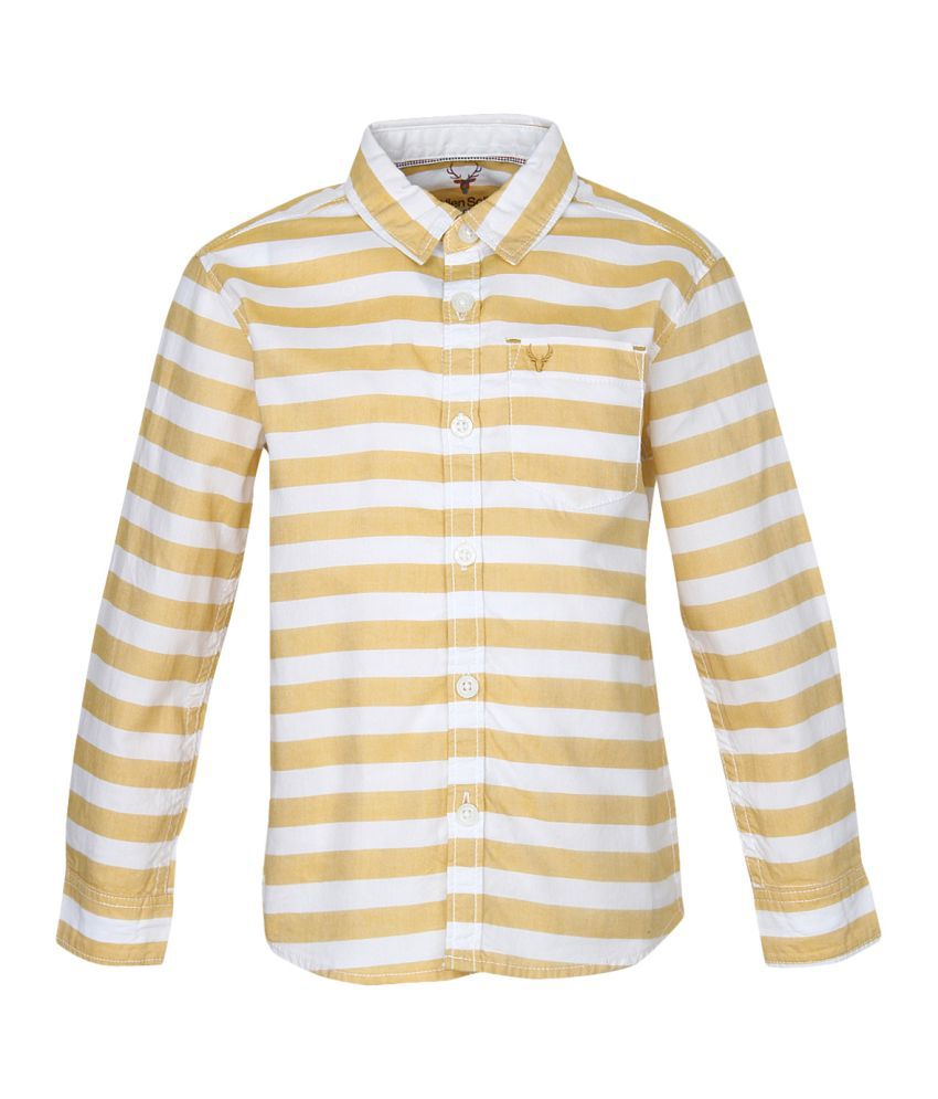 Allen Solly Kids Boys Shirts