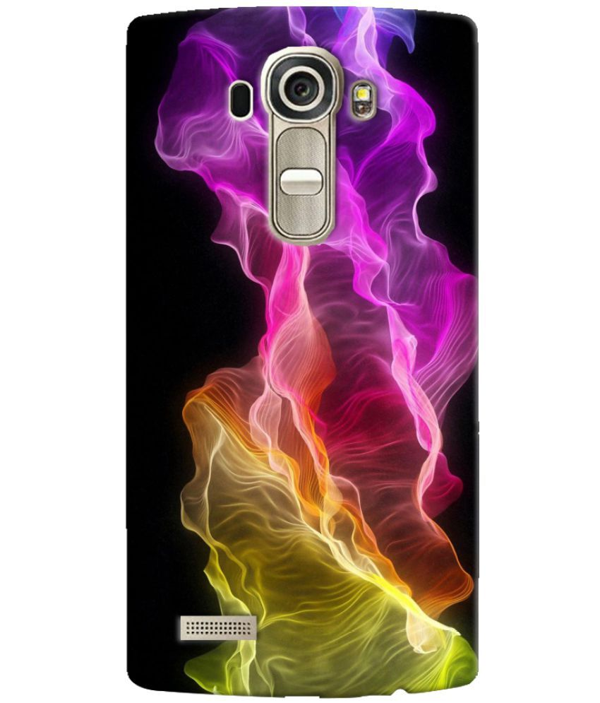 LG G4 Printed Cover By Stubborne