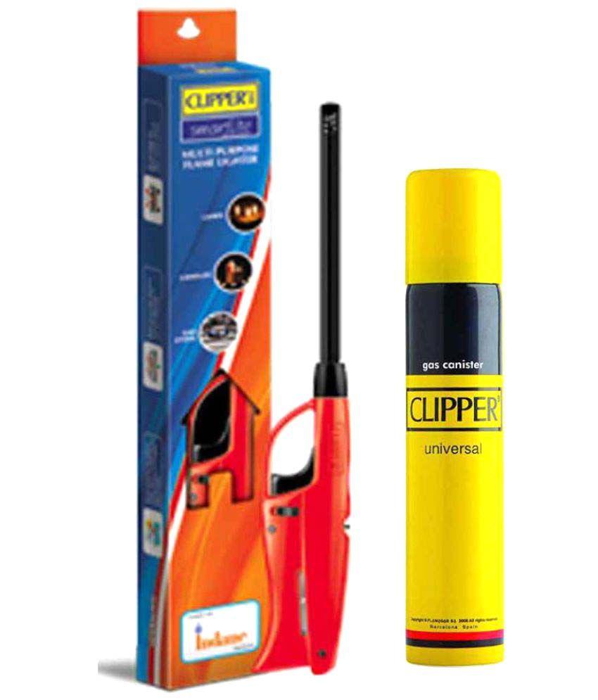 clipper red gas lighter kitchen blow torch buy online at best price