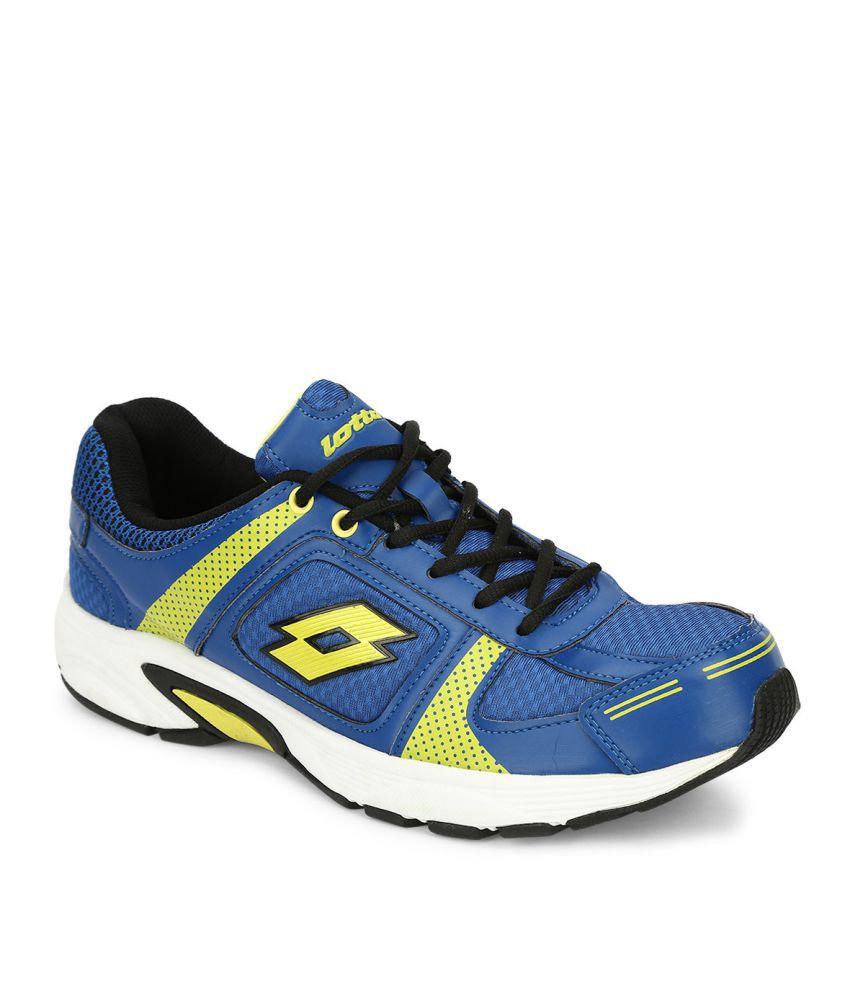 Lotto SPEEDER Blue Running Shoes