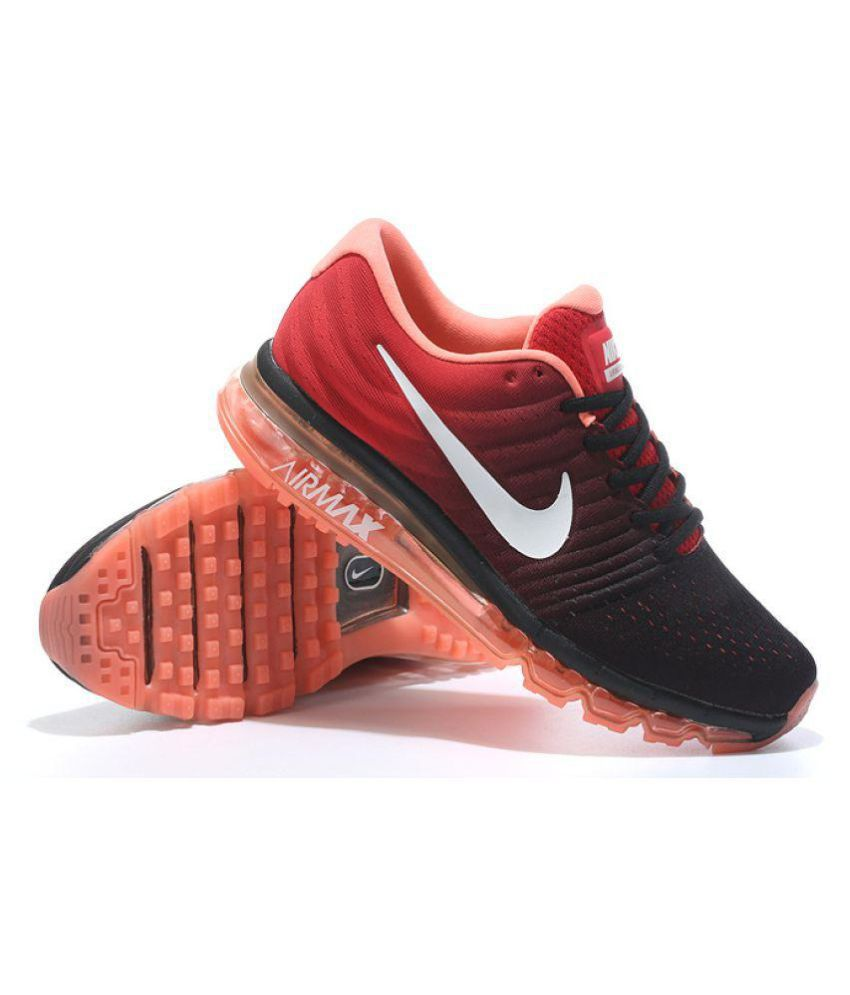 ... Nike Air Max 2017 Multi Color Running Shoes ...