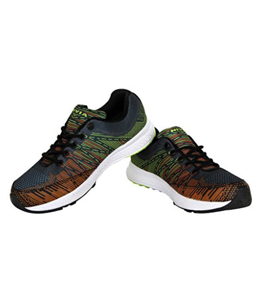 Nivia Blot Running Shoes