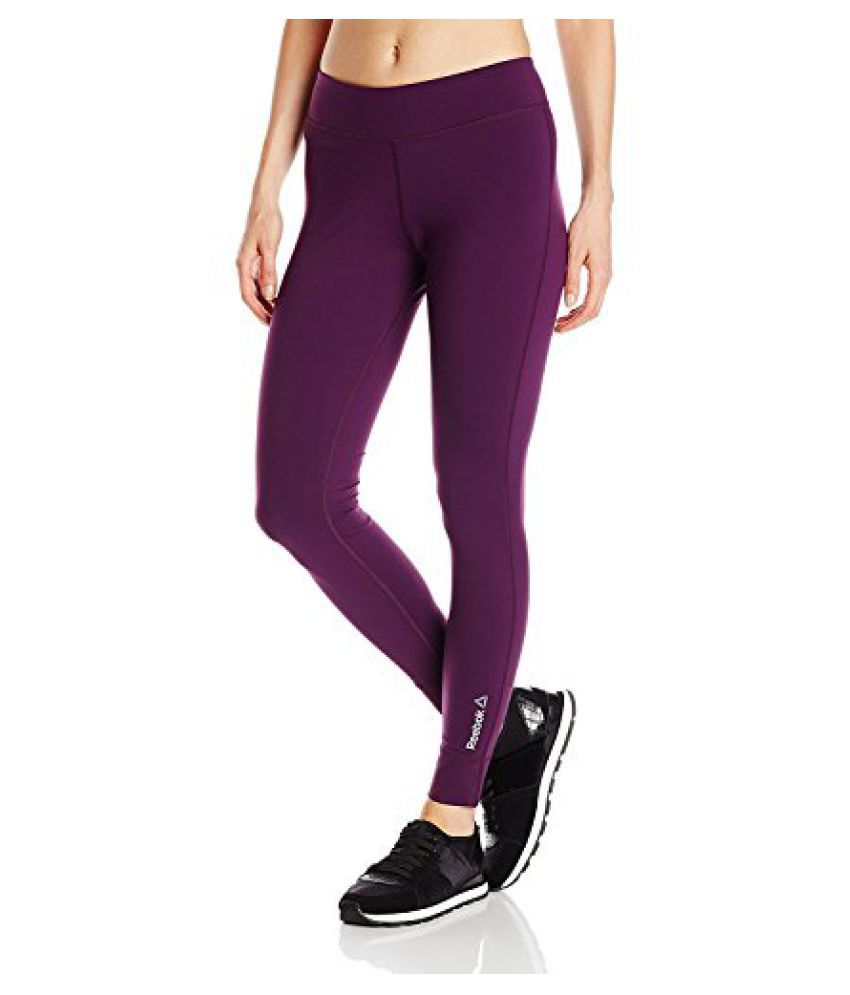 Reebok Women's One Series Advantage Nylux Leggings