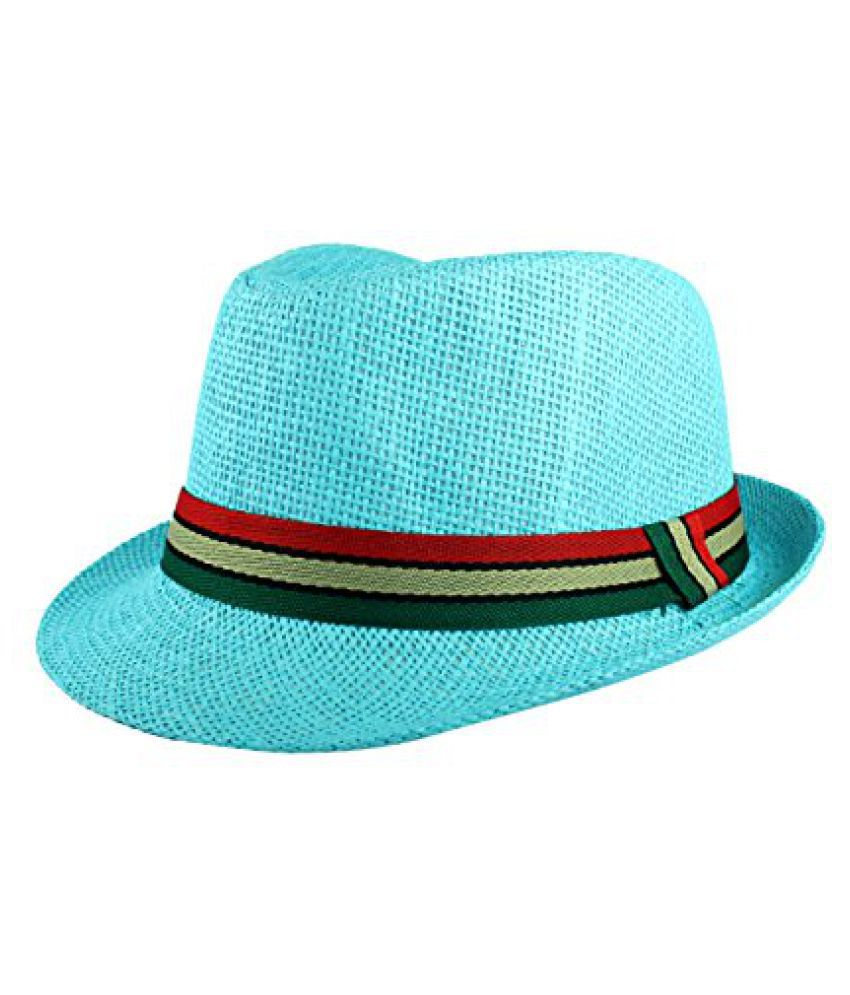 FabSeasons Kids Fedora Hat, 6-10 Years