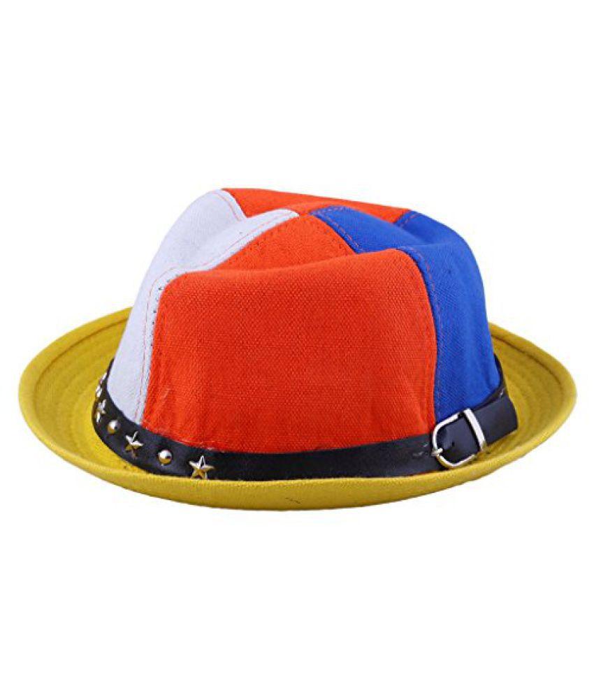 FabSeasons Kids Fedora Hat, 8-12 years