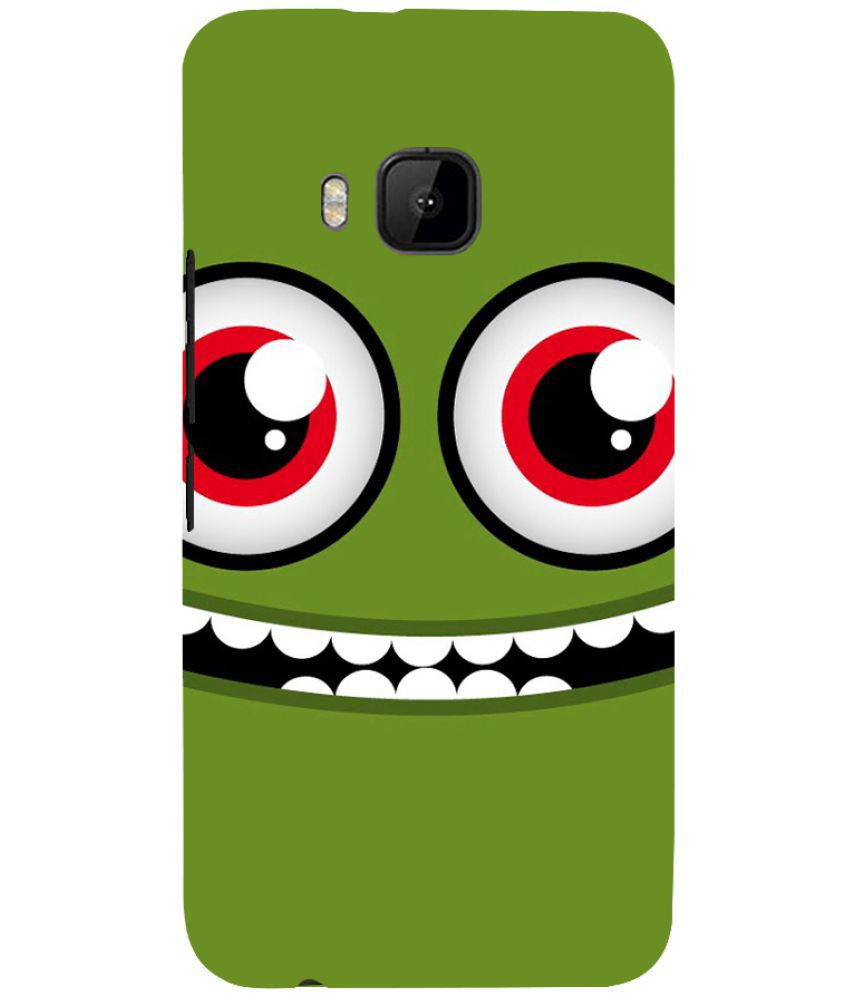 HTC One M9 Printed Cover By PrintVisa