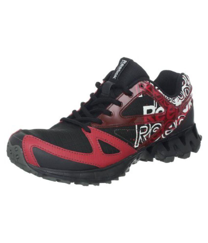 Reebok Men s Zigkick Trail 1.0 Running Shoe