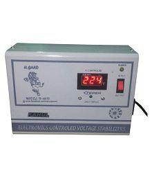 Rahul H-4180c Digital 4KVA Auto Matic Voltage Stabilizer Suitable For AC (Upto 1.5 Ton) Stabilizer