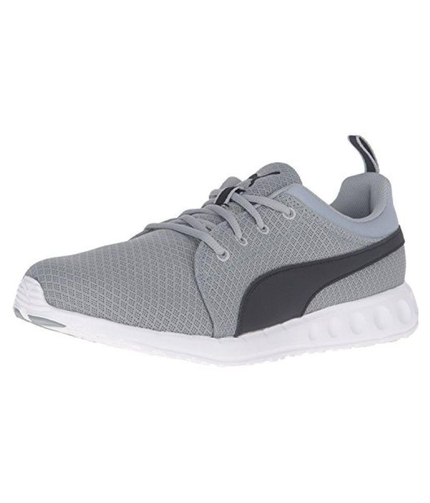 PUMA Men's Carson Mesh Running Shoe