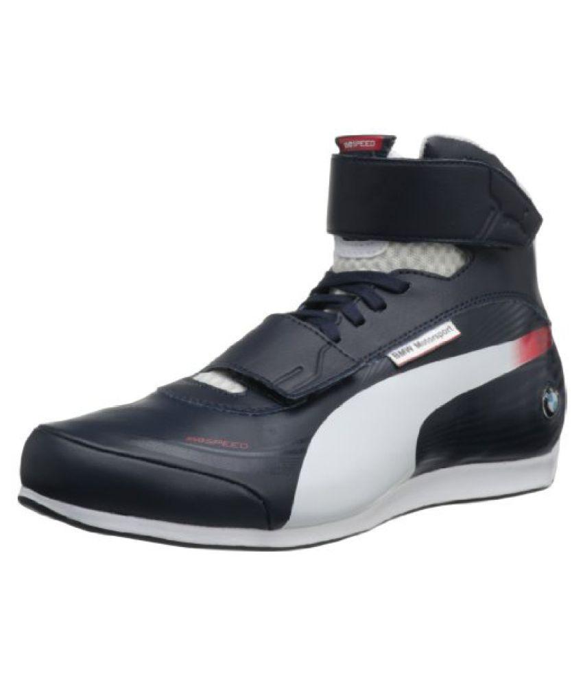 PUMA Men s Evospeed Mid BMW 1.2 Fashion Sneaker
