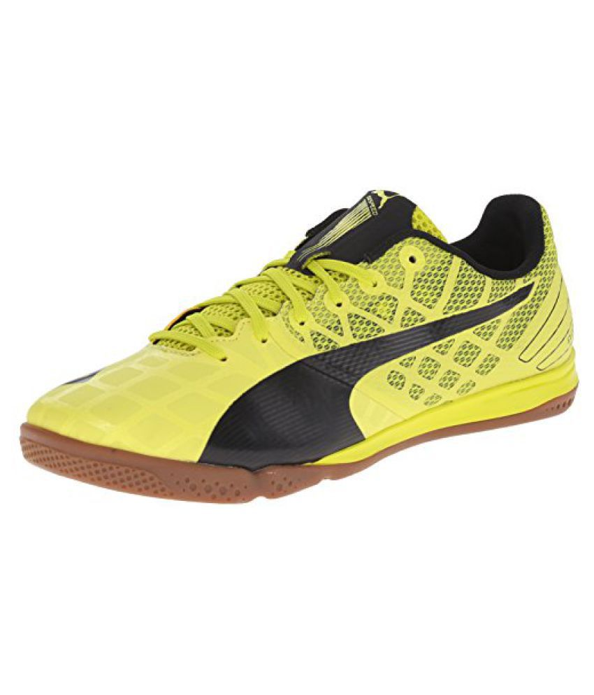 PUMA Men's Evospeedsala 3.4 Soccer Shoe